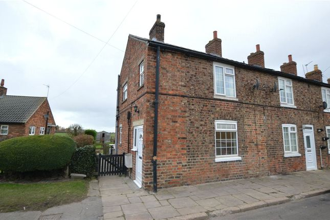 Thumbnail Terraced house to rent in Marston Road, Tockwith, York