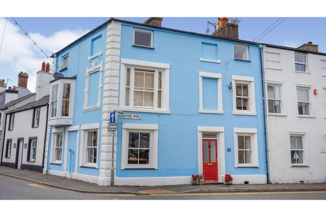 6 bed town house for sale in 44 Rating Row, Beaumaris LL58
