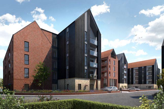 Thumbnail Flat for sale in Arden Quarter, Brunel Way, Alcester Road, Stratford Upon Avon, West Midlands