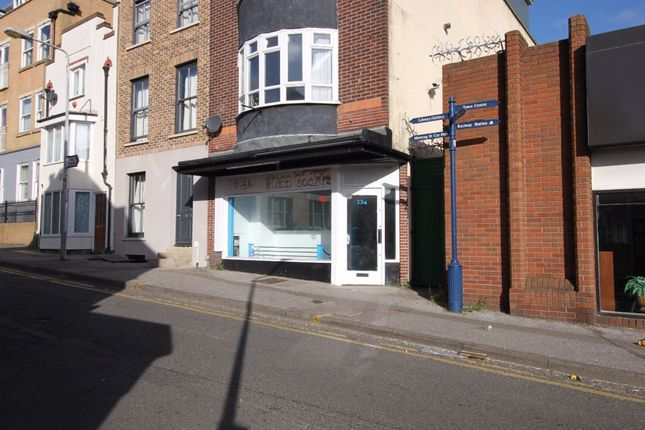 Thumbnail Restaurant/cafe to let in George Street, Ramsgate