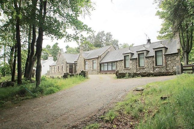 Thumbnail Terraced house for sale in Glass, Huntly