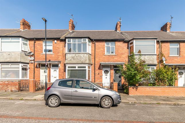 Thumbnail Flat for sale in Rokeby Terrace, Heaton, Newcastle Upon Tyne