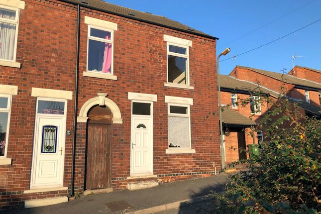 End terrace house in  Greenhill Lane  Riddings  Alfreton D Hackney