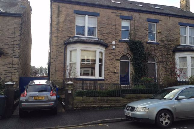 Thumbnail Flat to rent in Endcliffe Rise Road, Sheffield