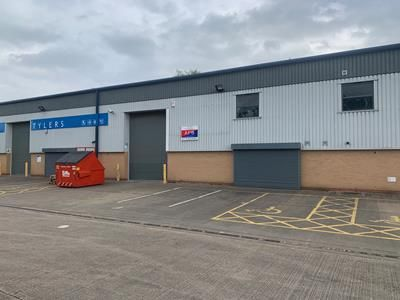Thumbnail Light industrial to let in W, Hockey Close, Loughborough, Leicestershire