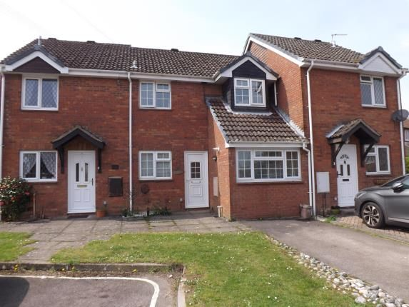 Thumbnail Terraced house for sale in Valley Park, Chandlers Ford, Hampshire
