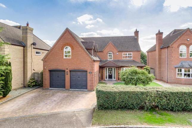 Thumbnail Detached house for sale in Johnson Close, Biddenham, Bedford, Bedfordshire