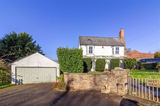 Thumbnail Detached house for sale in Lea, Ross-On-Wye