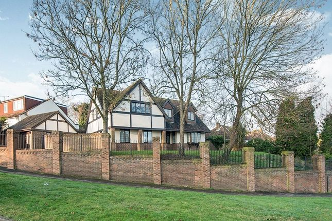 Thumbnail Detached house for sale in Hempstead Road, Hempstead, Gillingham
