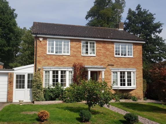 Thumbnail Detached house for sale in Guillards Oak, Midhurst, West Sussex