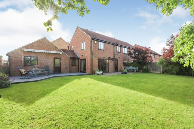5 bed semi-detached house for sale in Woodhall Green, Ordsall, Retford DN22