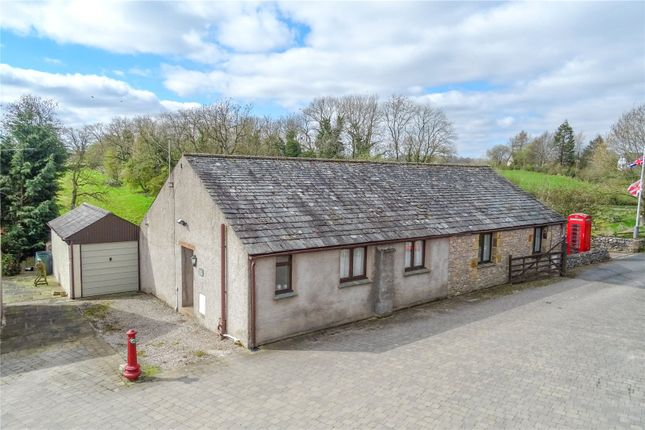 Thumbnail Semi-detached bungalow for sale in Half Byre Cottage, 9 Newby Court, Newby, Penrith, Cumbria