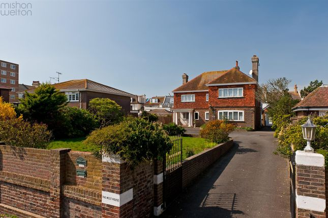 Thumbnail Detached house for sale in Princes Crescent, Hove