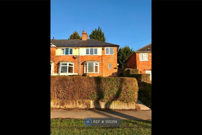 Thumbnail Semi-detached house to rent in Quinton Road, Birmingham