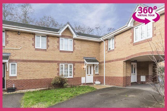 Thumbnail Terraced house for sale in Afon Mead, Rogerstone, Newport