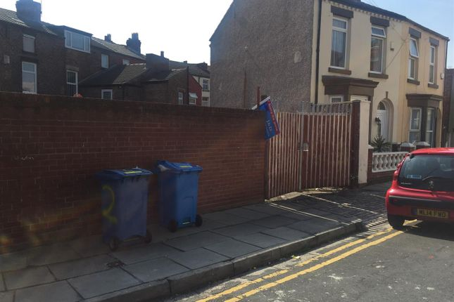 Land for sale in Beech Road, Walton, Liverpool