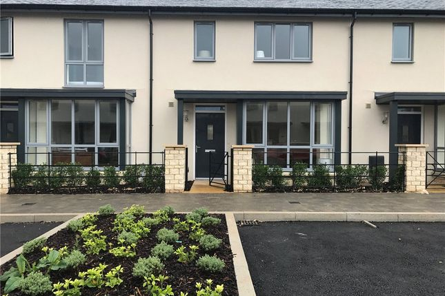 Thumbnail Terraced house to rent in Waller Gardens, Lansdown, Bath, Somerset
