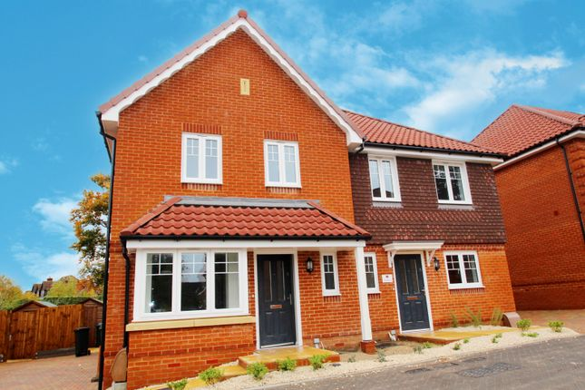 Mendip Mews, Ashley Gardens, Oakley RG23