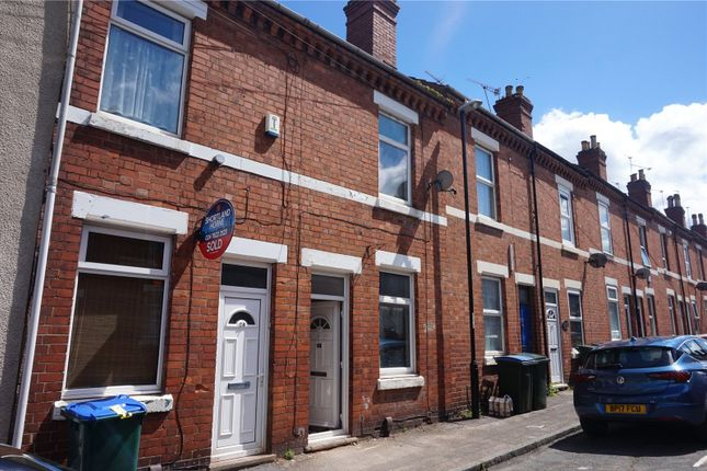 Thumbnail Terraced house to rent in Bedford Street, Earsldon, Coventry