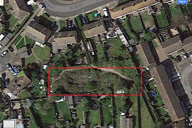 Thumbnail Land for sale in Vicarage Lane, Sittingbourne