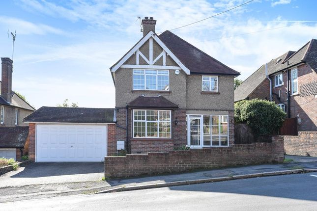 Thumbnail Detached house for sale in Lowndes Avenue, Chesham