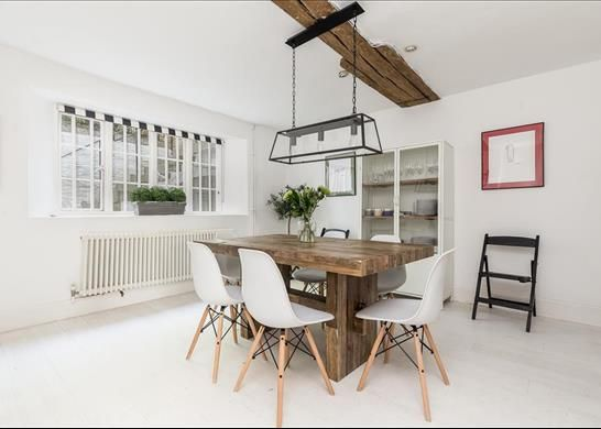 Dining Room of Hampton Court Road, East Molesey, Surrey KT8