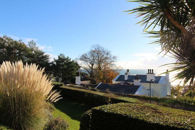 Thumbnail Flat to rent in Middle Lincombe Road, Torquay, Devon