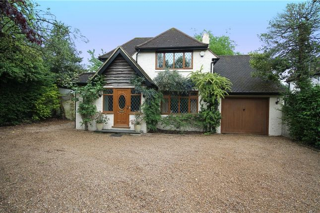 Thumbnail Detached house for sale in Fir Tree Road, Banstead
