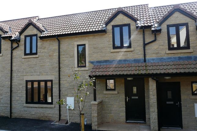 Thumbnail Terraced house for sale in Ash Close, Wells