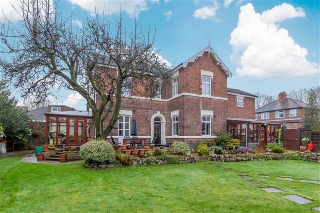 Thumbnail Detached house for sale in Cemetery View, Longton, Stoke-On-Trent