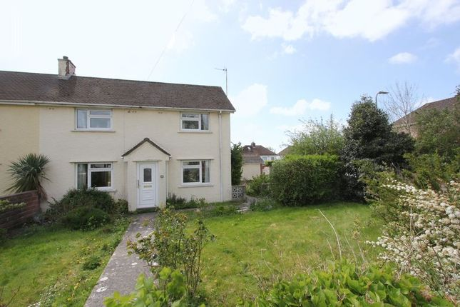 Thumbnail Semi-detached house for sale in Leigh Close, Boverton, Llantwit Major