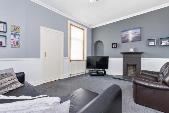 Lounge of Fullarton Street, Kilmarnock, East Ayrshire KA1