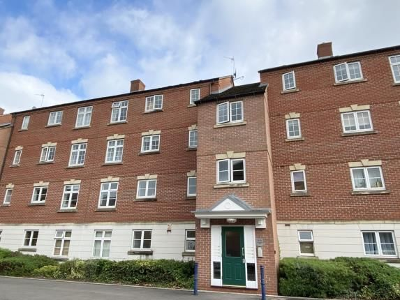 2 bed flat for sale in Corve Dale Walk, West Bridgford, Nottingham, Nottinghamshire NG2