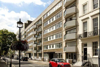 Exteral Area of Clifton Place, Lancaster Gate, Bayswater, London W2