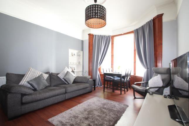 Lounge of Ross Street, Paisley, Renfrewshire PA1