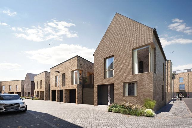 Thumbnail Link-detached house for sale in Plot 137, The Sidmouths, Mosaics, Headington, Oxford