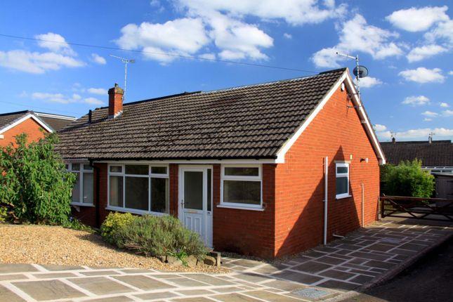 Thumbnail Bungalow to rent in Earls Road, Shavington, Crewe