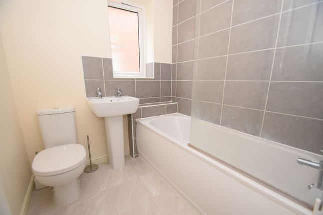 Thumbnail Semi-detached house to rent in Scholas Rise, Stokenchurch, High Wycombe