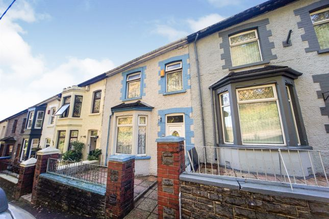 Thumbnail Terraced house for sale in Penrhys Uchaf, Tylorstown, Ferndale