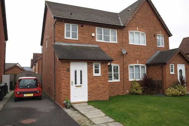 Thumbnail Semi-detached house to rent in O'connor Grove, Littledale, Liverpool