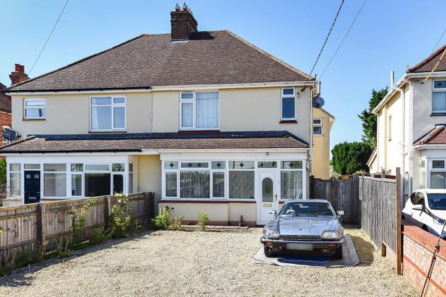 Thumbnail Semi-detached house for sale in Cumnor, Oxford