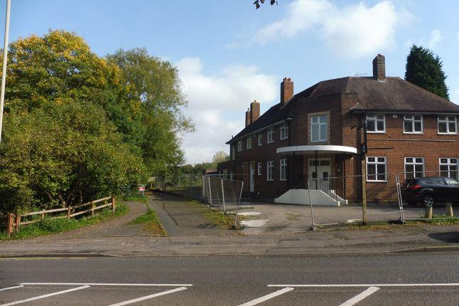 Thumbnail Land for sale in Pensnett Road, Brockmoor, Brierley Hill