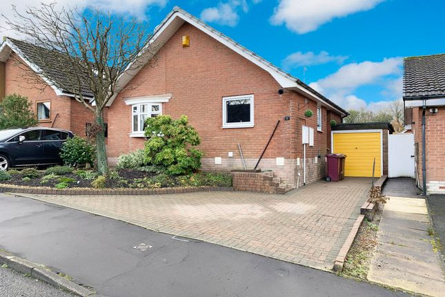 Thumbnail Detached bungalow for sale in Vicarage Drive, Off Priory Drive, Darwen