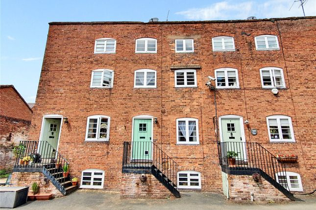 Thumbnail Terraced house for sale in Severn Side South, Bewdley
