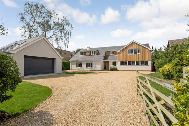 Thumbnail Detached house for sale in Casthorpe Road, Barrowby, Grantham