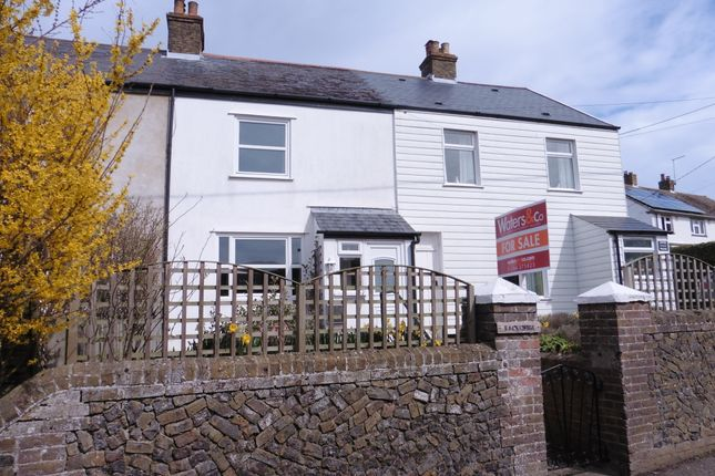 Thumbnail Cottage for sale in Chapel Lane, Ripple Deal