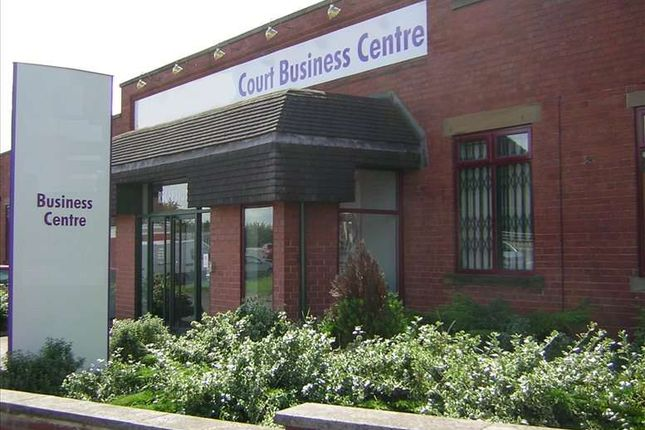 Serviced office to let in Brooklands Court, Leeds