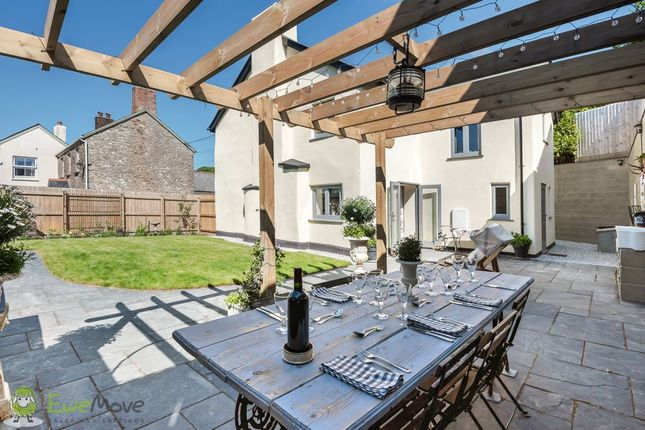 Thumbnail Detached house for sale in Stoke Rivers, Barnstaple