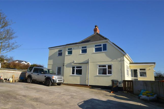 Thumbnail Detached house for sale in Cadogan Road, Camborne, Cornwall