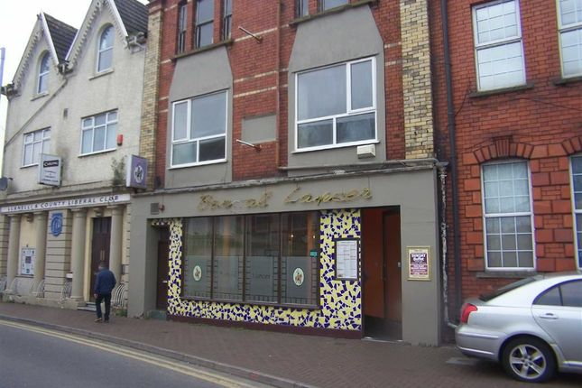 Thumbnail Commercial property for sale in Murray Street, Llanelli, Carmarthenshire